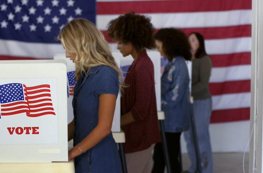 Nevada voters